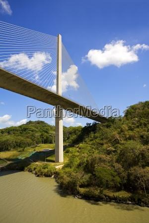 centennial bridge panama canal panama central