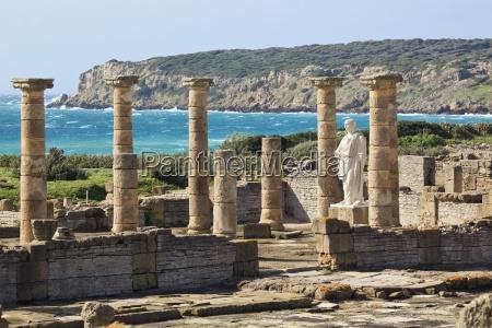 roman ruins of baelo claudia bolonia