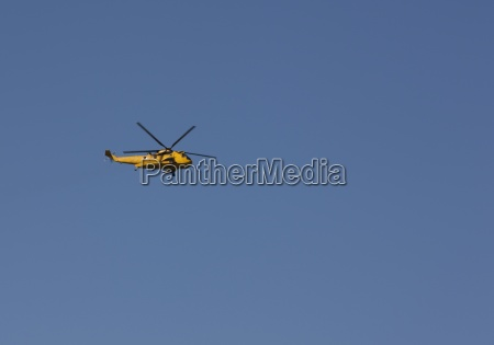 search and rescue helicopter boulmer northumberland