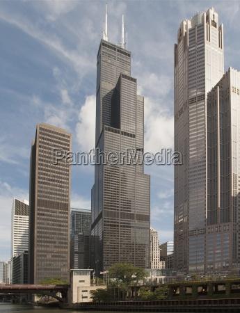 downtown chicago illinois usa chicago illinois