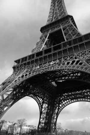 paris france low angle view of