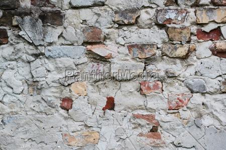 brick wall closeup