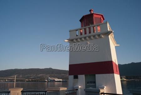 brockton point lighthouse vancouver british columbia