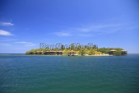 roatan bay islands honduras anthonys key