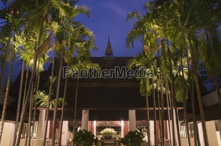 chiang mai thailand the rachamankha 5