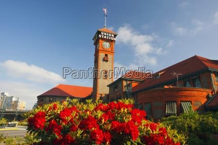 union station portland oregon united states
