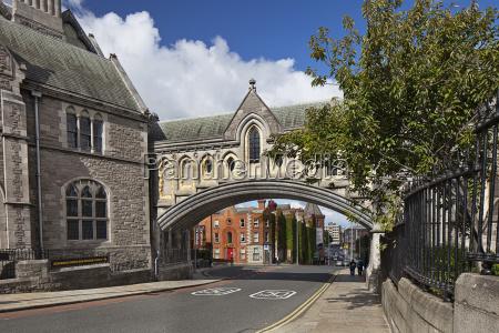bridge to synod hall christ church