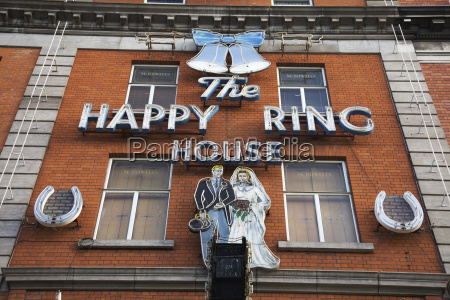 the happy ring house on oconnell