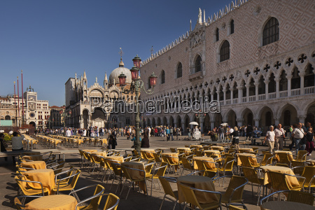 st marks square and doges palace