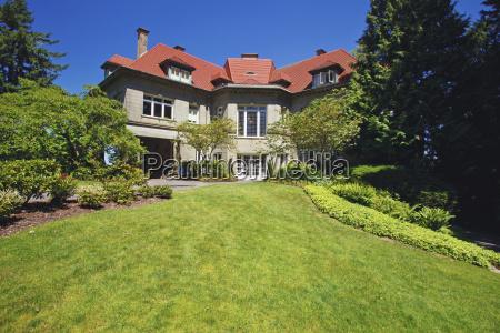 pittock mansion portland oregon united states