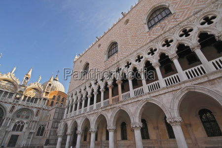 doges palace off piazza san marco