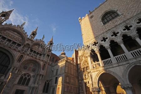 st marks basilica and doges palace