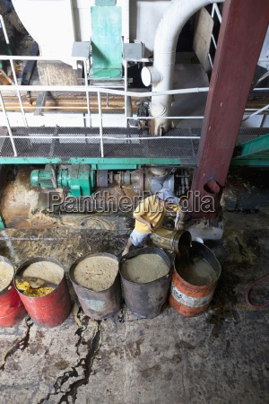 barrels of molasses a byproduct of