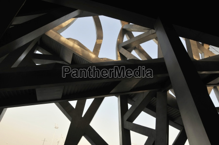 view of the infrastructure on the