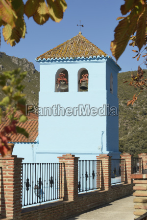 16th century iglesia de santa catalina