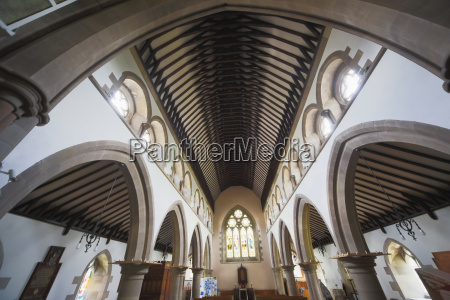 st marys church kelso scottish borders
