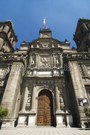 mexico mexico city metropolitan cathedral catedral