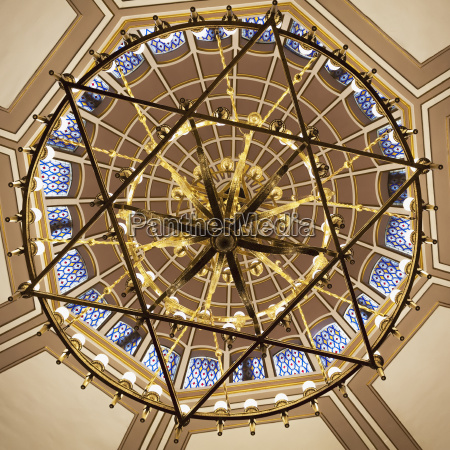 low angle view of a dome