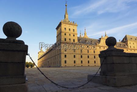 the royal monastery of el escorial