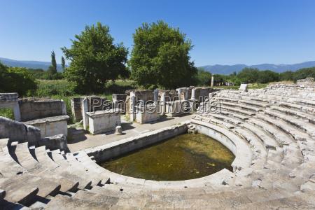 ruins of aphrodisias the intimate ten