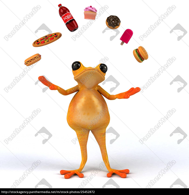 fun, frog - 25452872