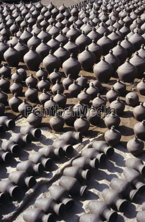 nepal potters square bhaktapur vases of