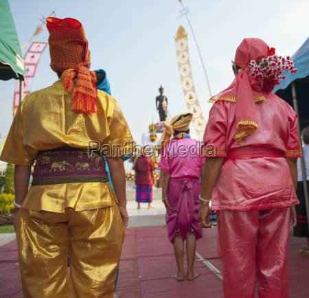 thailand spirit mediums possessed by ancient