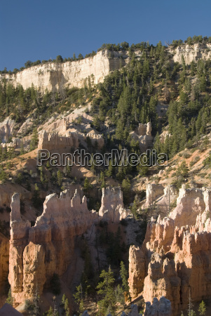 utah bryce canyon national park rock