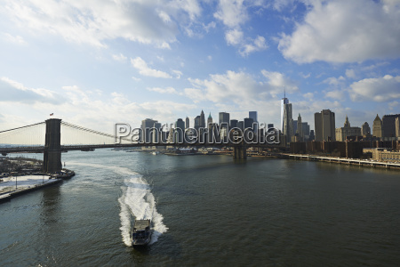 view of brooklyn bridge park brooklyn