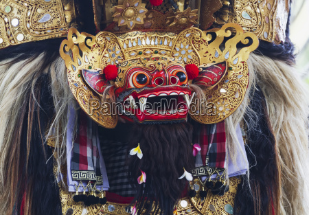 barong a mythical lion like creature