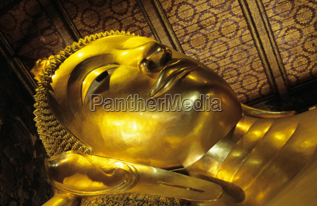 thailand bangkok close up of gold