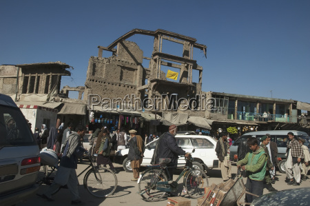 albeit these buildings have been destroyed