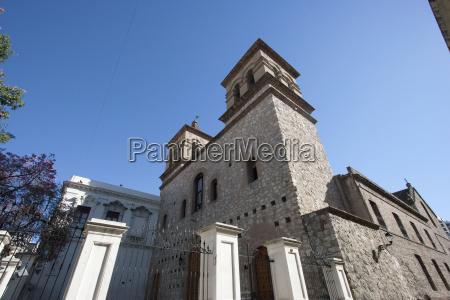 church of la compania in the