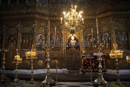 the woodcut iconostasis of the nativity