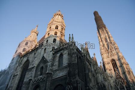 st stephens cathedral vienna wien austria