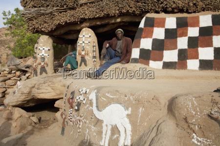 toguna house of words in tireli