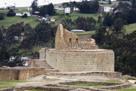 temple of the sun ingapirca archaeological