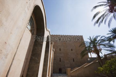church of abba skheirun in the