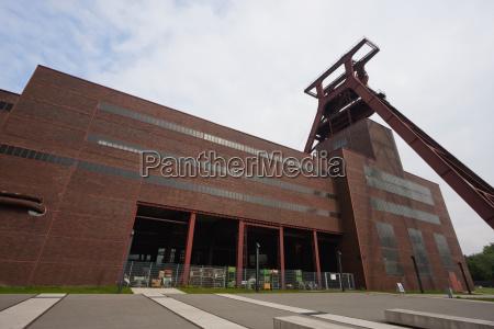 shaft 12 in the zollverein coal