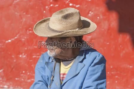 old man capula michoac