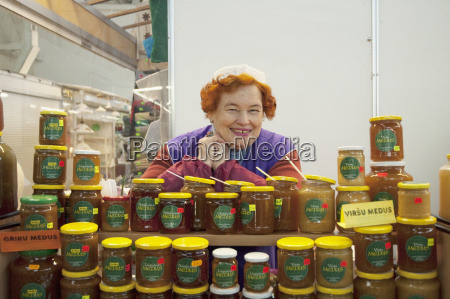 honey at the central market housed