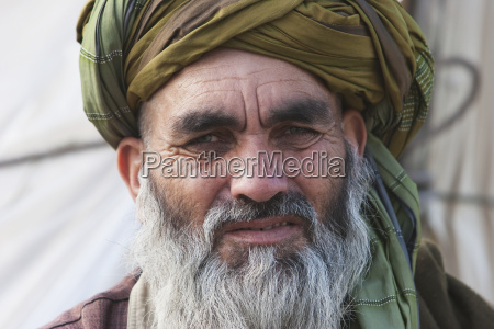 old kashmiri man muzaffarabad azad kashmir