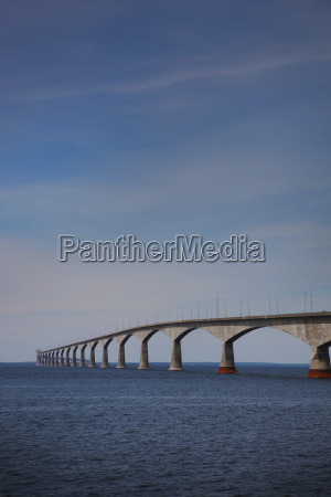 confederation bridge prince edward island canada