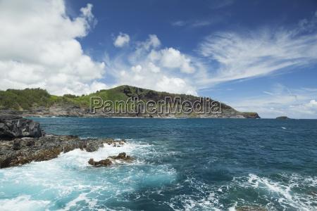 kilauea point from makolea point north