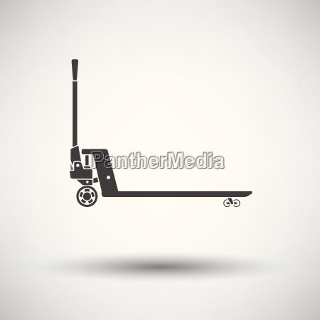 hydraulic trolley jack icon