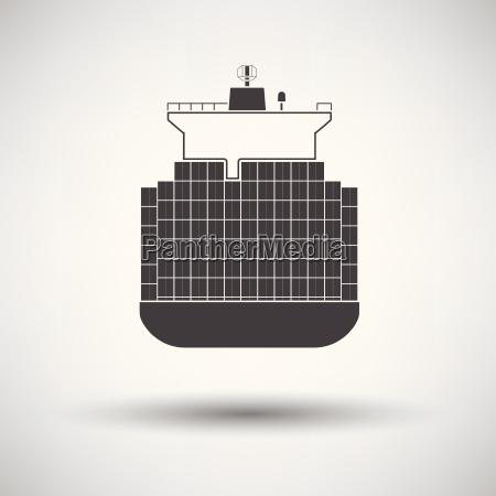 container ship icon