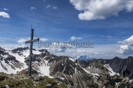 summit of the soier group in