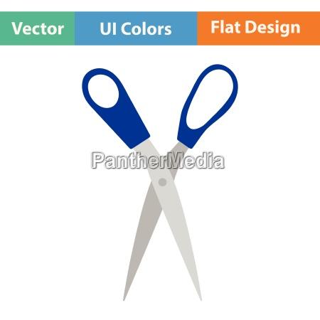 tailor scissor icon
