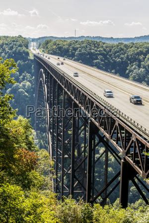 the new river gorge bridge a