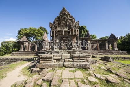 gopura iv preah vihear temple preah